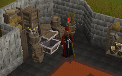 The Bank chest functions as a regular Bank