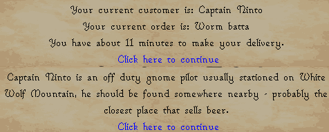 Your current customer is...