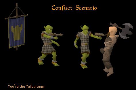 Conflict Scenario
