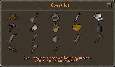 Quest Kit