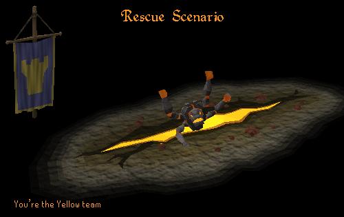 Rescue Scenario