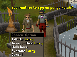 Larry the Zookeeper