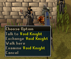 Exchange-Void Knight