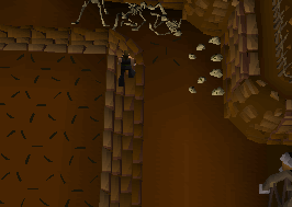 Floor traps!