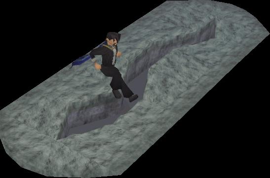 Jumping over a rift
