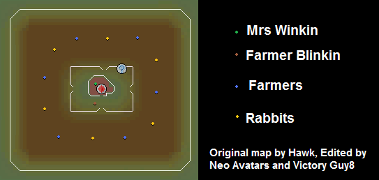 Maps of important vinesweeper locations