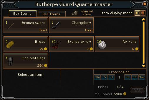 Quartermaster 2
