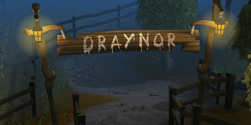 Welcome to Draynor!