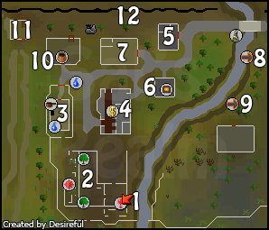 A map of Edgeville