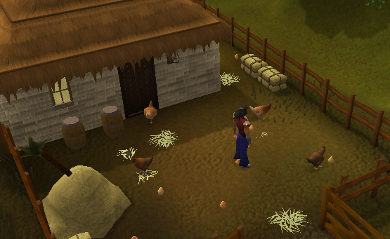 The farm of entrana