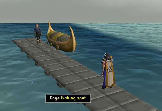 Some fishing spots
