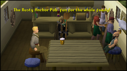 Rusty Anchor Pub