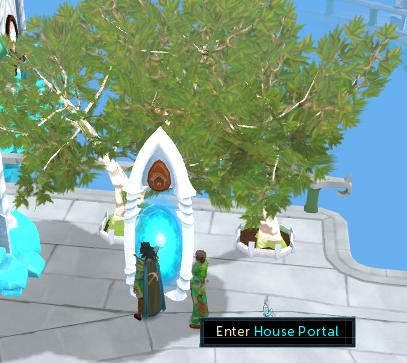House portal