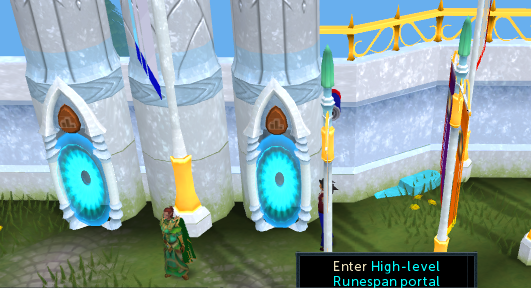Runespan portal