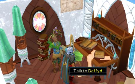 Daffyd