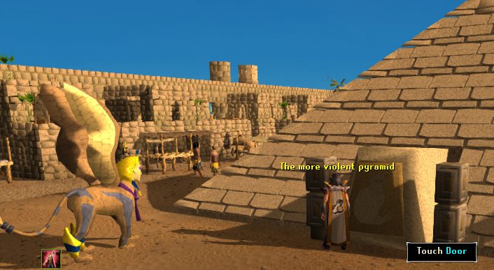 The Icthlarin's Little Helper pyramid