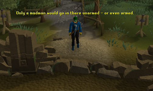 The Varrock Wilderness