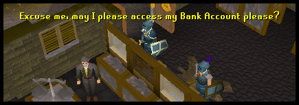 Draynor bank