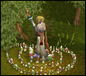 Mcgrubbor's wood fairy ring