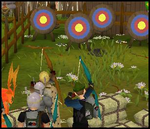 Range guild targets