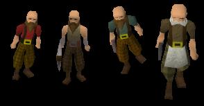 Dwarven Mines Resource Dungeon - Dwarves