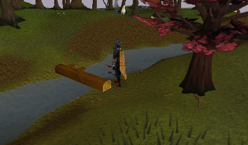 Log balance