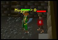 A mugger