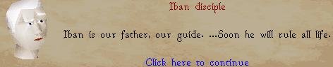 Iban Disciple
