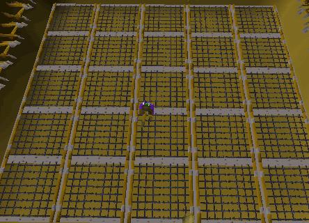 A dangerous grid -- be careful!