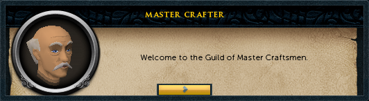 Master Crafter: Welcome to the Guild of Master Craftsmen