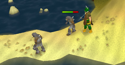 Hobgoblin peninsula is home to many goblins!