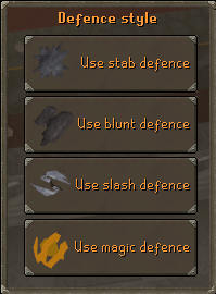 Defence Styles