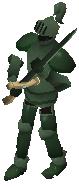 Adamantite Animated Armour