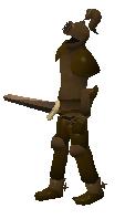 Bronze Animated Armour