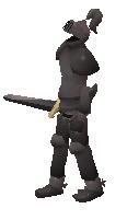Iron Animated Armour