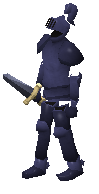 Mithril Animated Armour