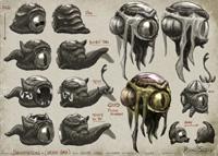 Seeker Concept Art