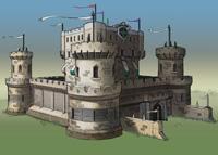 Mobilising Armies Castle