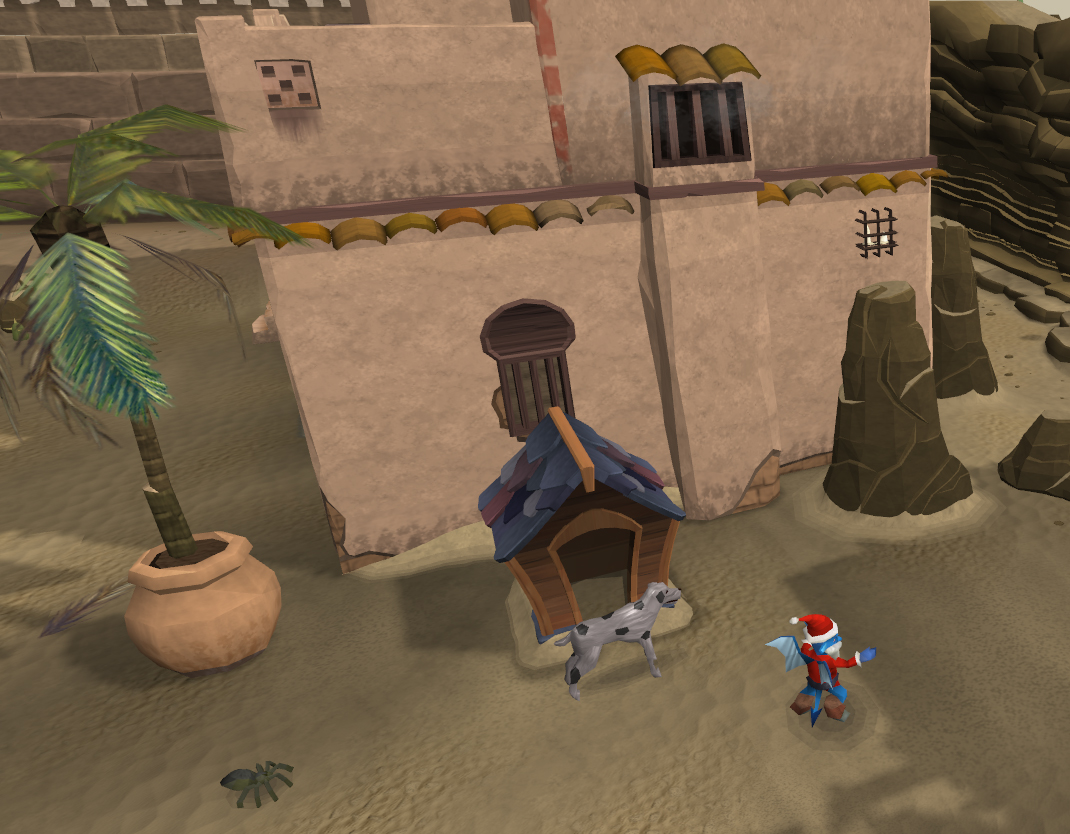A sneak peek at what's coming to RuneScape next week!