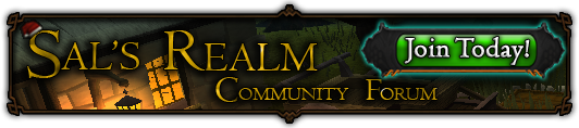 Sal's Realm Community Forum - Join Today!