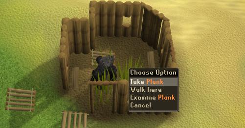 Plank respawn