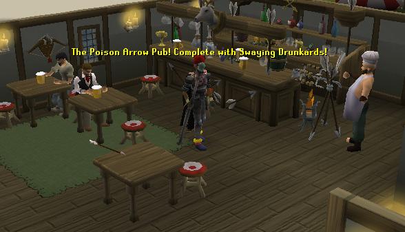 The Poison Arrow Pub