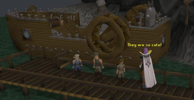 Boatmen and Ferryman