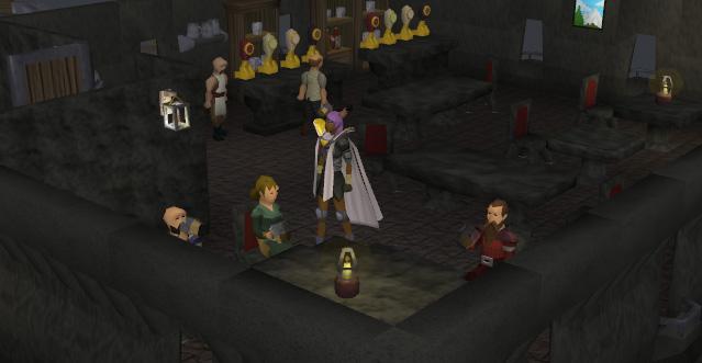 Keldagrim's King Axe Inn