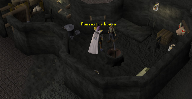 Runvastr - a very sad dwarf :-(