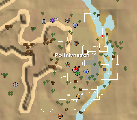 The city of Pollnivneach