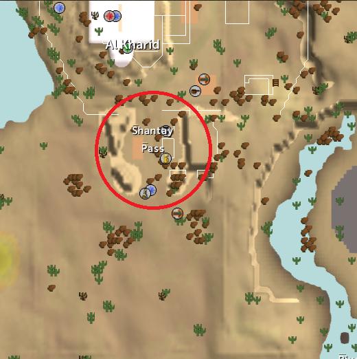 City: Kharidian Desert | Sal's Realm of RuneScape