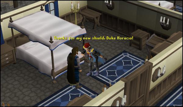 Duke Horacio