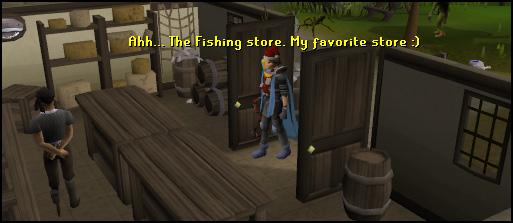 Hank's Fishing Supply Store
