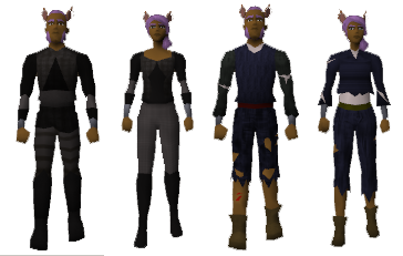 Vyrewatch outfits